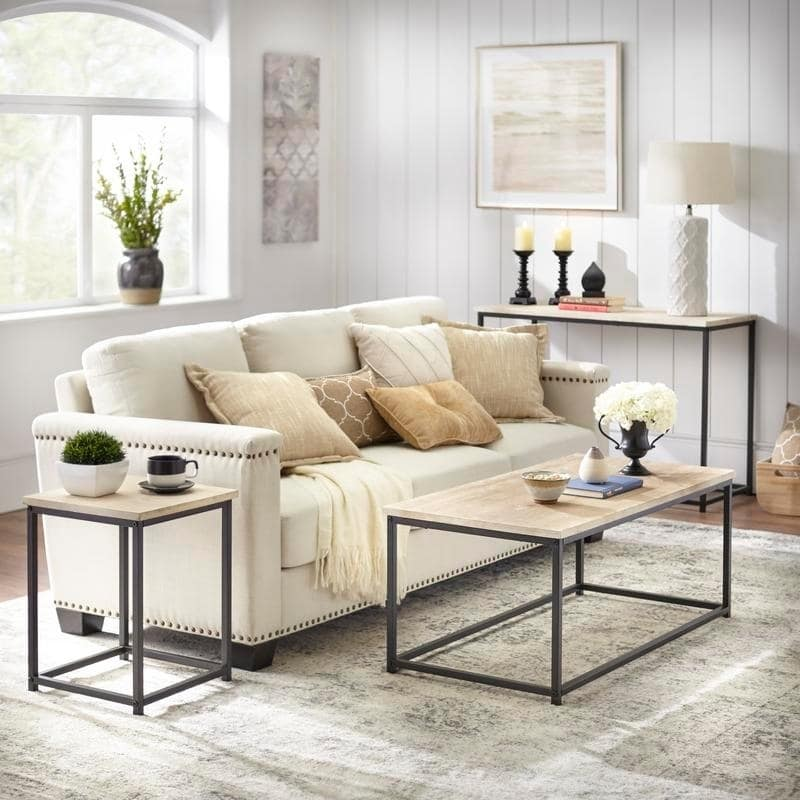 angelo:HOME Coffee Table - Lander (weathered)