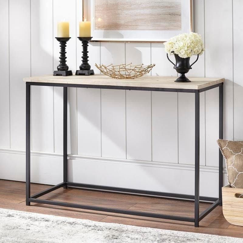 angelo:HOME Sofa Table - Lander (weathered)
