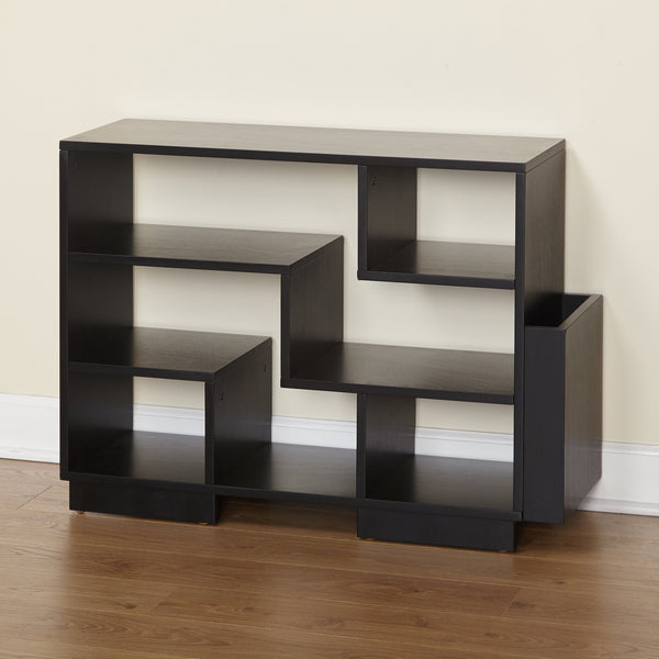angelo:HOME Bookcase - Leon (black)