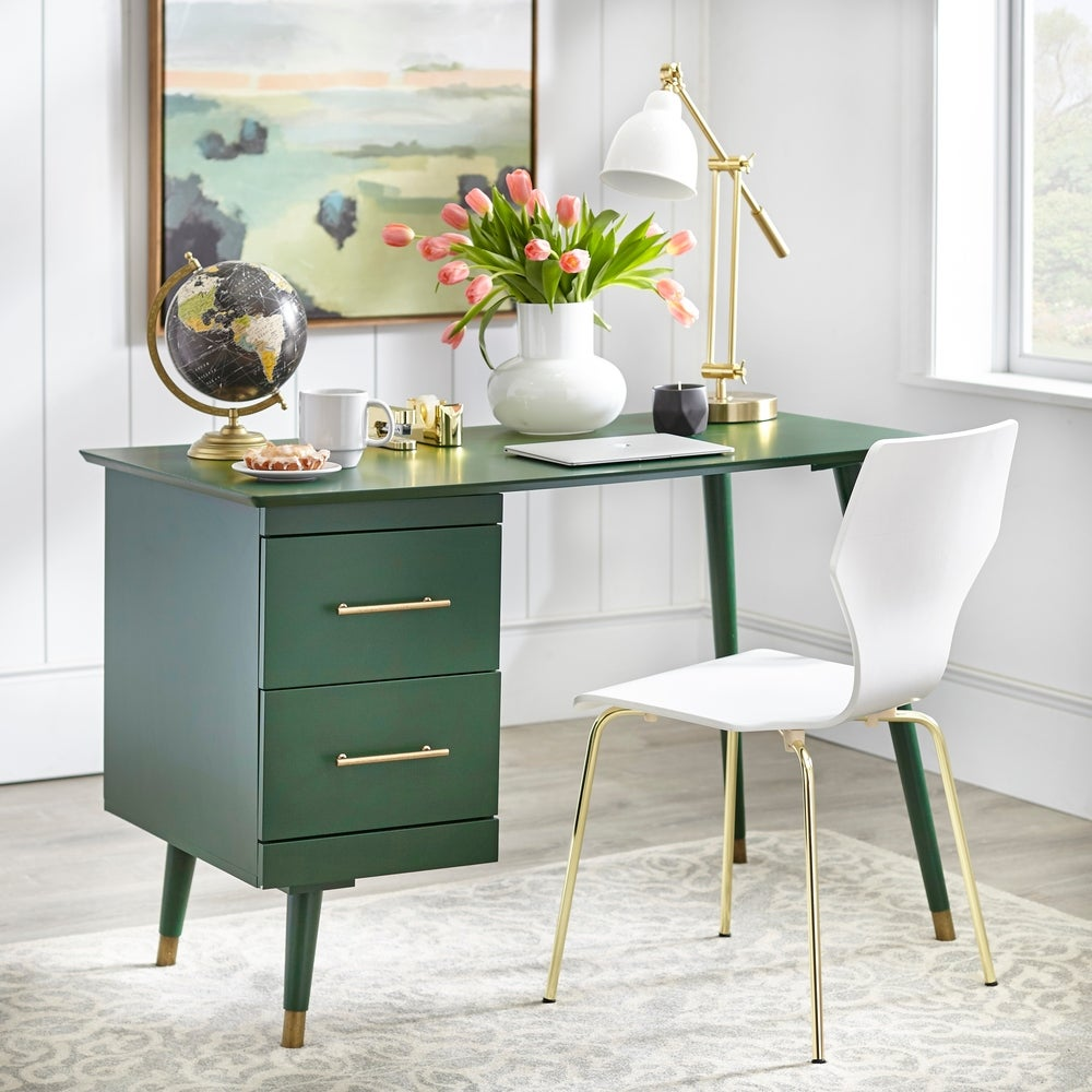 angelo:HOME Desk - Leon (Green) - angelo:HOME