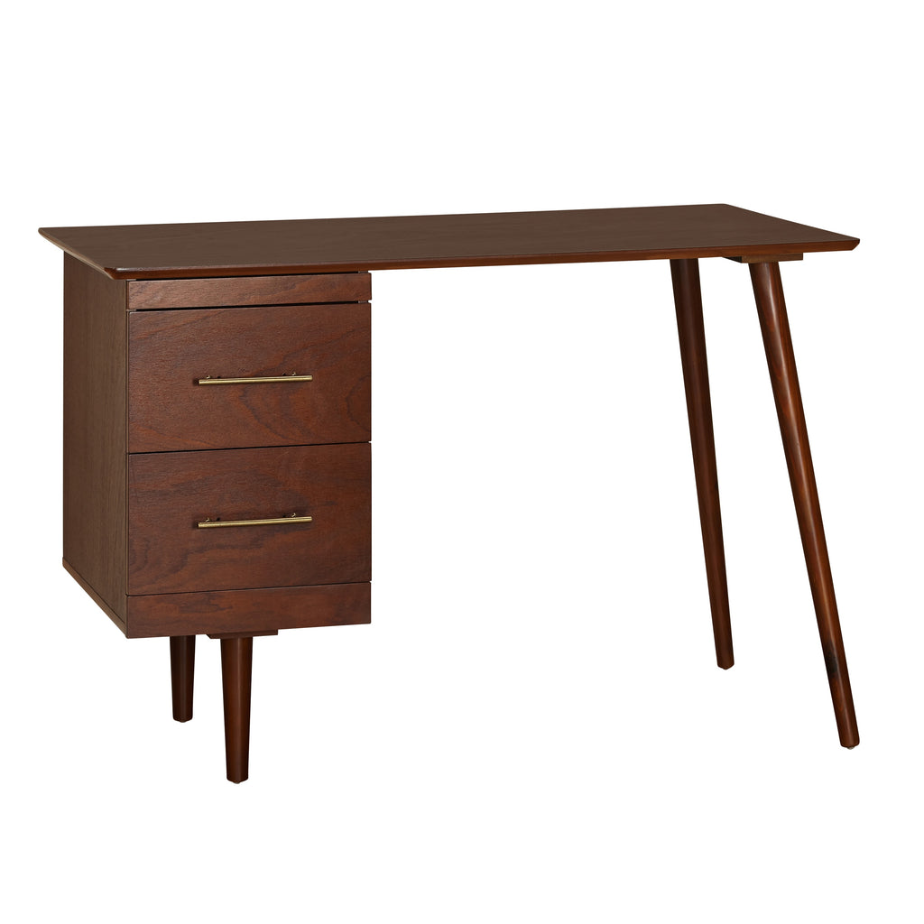angelo:HOME Mid-Century Desk in Walnut