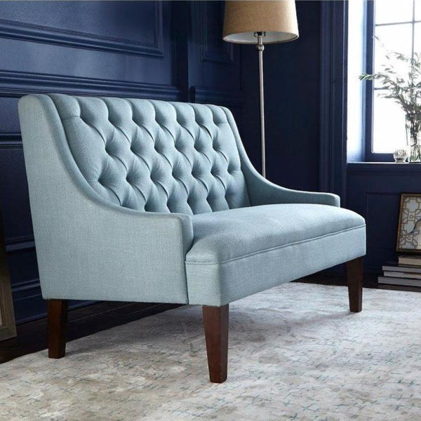 angelo:HOME Loveseat - Melina (blue)