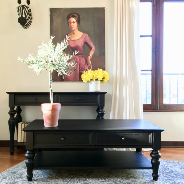 angelo:HOME Coffee Table - Richmond (black)