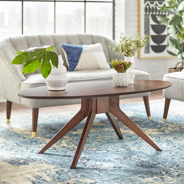 angelo:HOME Coffee Table - Stratos (walnut) - angelo:HOME