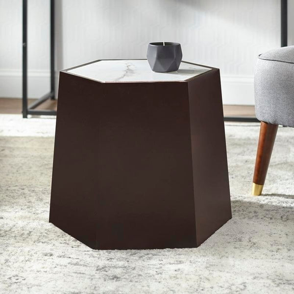 angelo:HOME Side Table - Wallace (walnut)