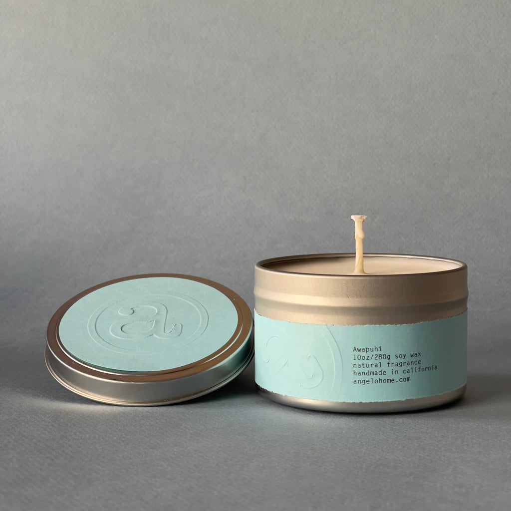 angelo:HOME Awapuhi Scented Candle