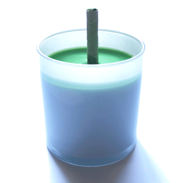 April Fool's Day: Cannabis and Kale Candle - angelo:HOME