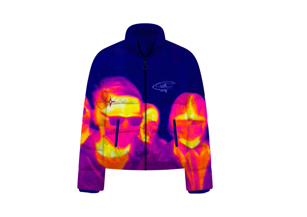 THERMAL VISION - PUFFY JACKET