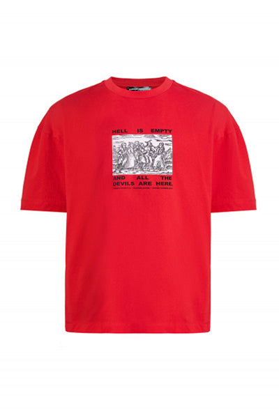 YWW - Hell by Shakespeare Tee