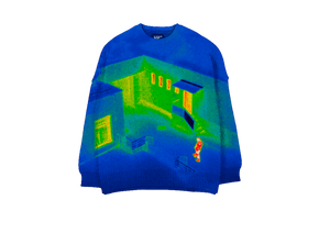 THERMAL VISION - KNIT SWEATER