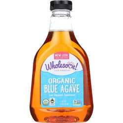 Wholesome Sweeteners Blue Agave - Organic - 44 oz - case of 6