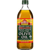 Bragg Olive Oil - Organic - Extra Virgin - 32 oz - case of 12