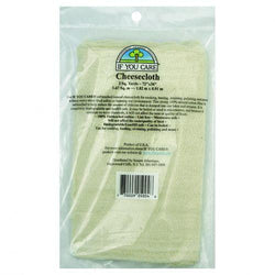 If You Care Cheesecloth - Unbleached - 2 sq yd