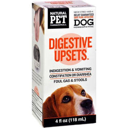 King Bio Homeopathic Natural Pet Dog - Digestive Upsets - 4 oz