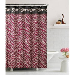 Shower Curtain- Madeira Embossed Microfiber - 70