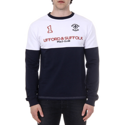 Ufford & Suffolk Polo Club Mens Sweater Long Sleeves Round Neck