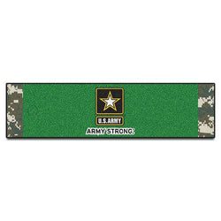 US Army Armed Forces Putting Green Runner (18x72