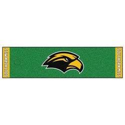 Southern Mississippi Eagles NCAA Putting Green Runner (18x72