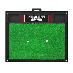 Mississippi State Bulldogs NCAA Golf Hitting Mat (20in L x 17in W)