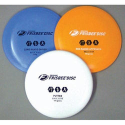 Set of 3 Disc Golf Discs