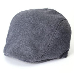 Men Women Vintage Newsboy Cabbie Gatsby Hat Men Flat Cap Cotton Golf Driving Beret Hat