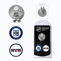New York Rangers NHL Cap Clip