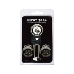 Purdue Boilermakers NCAA Divot Tool Pack w/Signature Tool
