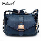 Women Messager Bags High Quality PU Leather Shoulder Bag Mom Causal Crossbody Bag Women Handbags Bolsas DB5723 - golf-post