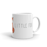 woodland mug stay clever little fox