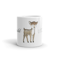 woodland mug little deer