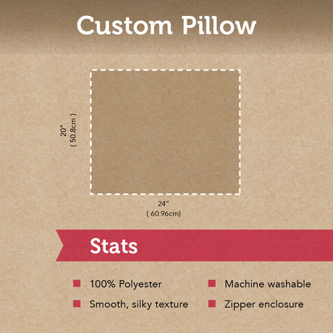 Custom Sleeping Pillow