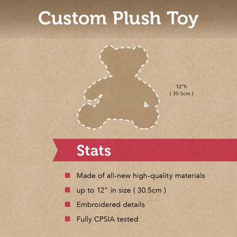 Custom Plush Toy