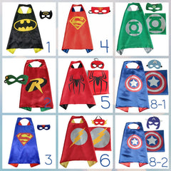 Party Packs Capes & Masks