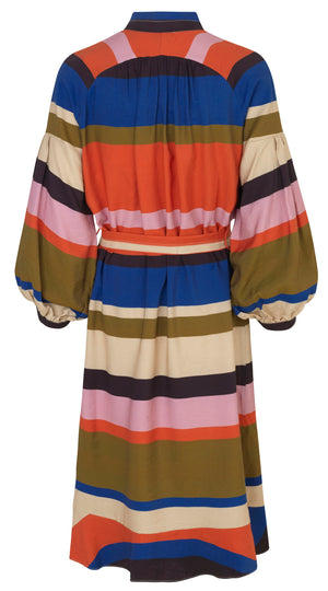 Noa Noa - Yarn Dyed Striped Dress