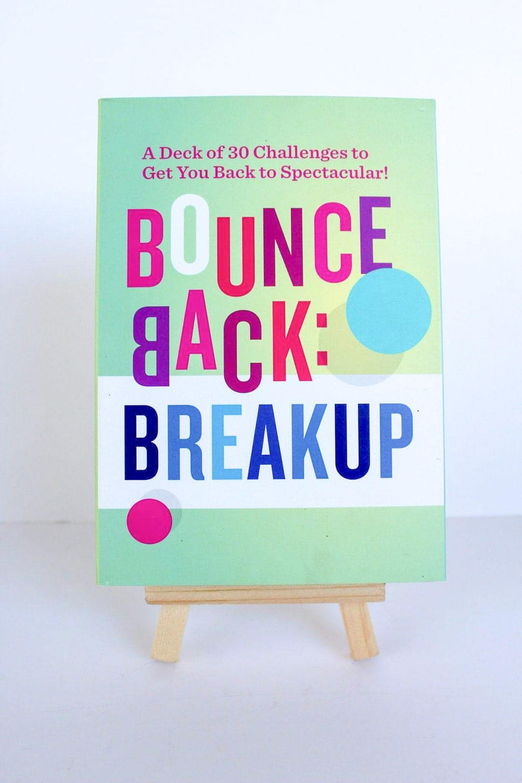 Bounce Back: Breakup Challenge Cards