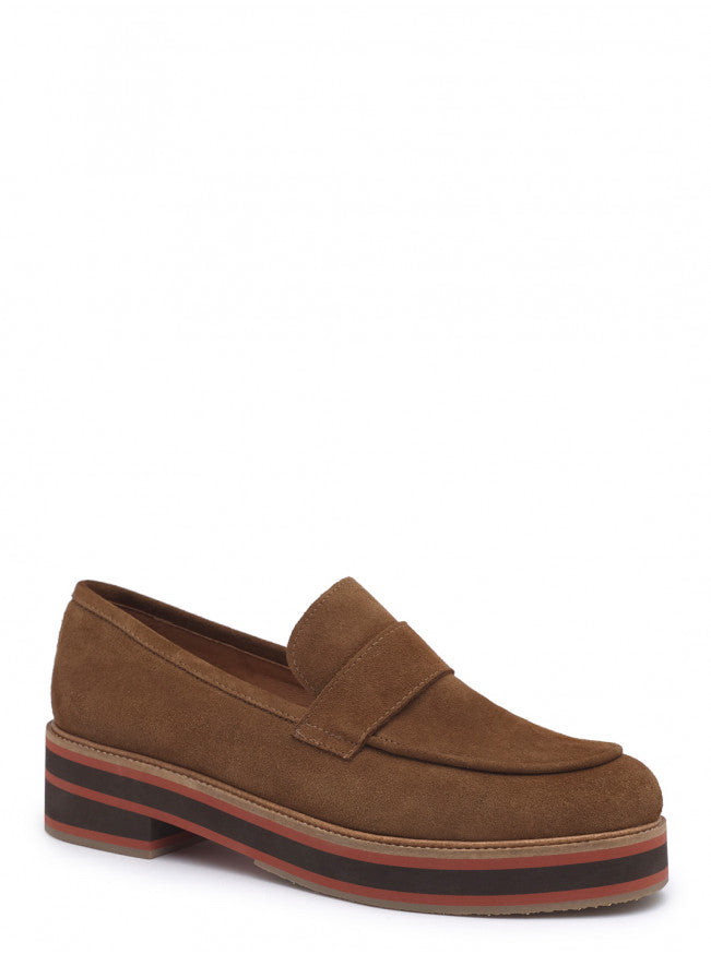 Nice Things - Leather Moccasin