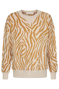 Bande Studio - Zebra Print Sweat