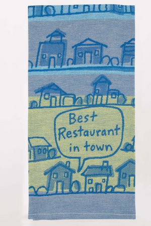 Blue Q Woven - Tea Towels