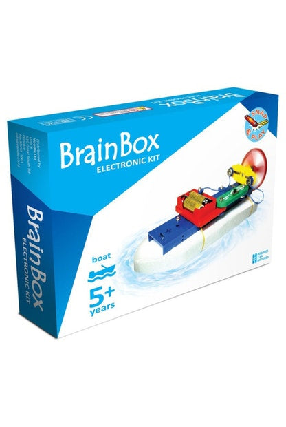 BrainBox Electronic Boat Kit
