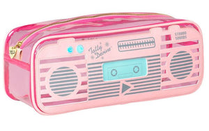 Tatty Devine Boombox Wash Bag