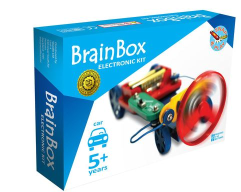 BrainBox Electronic Car Kit