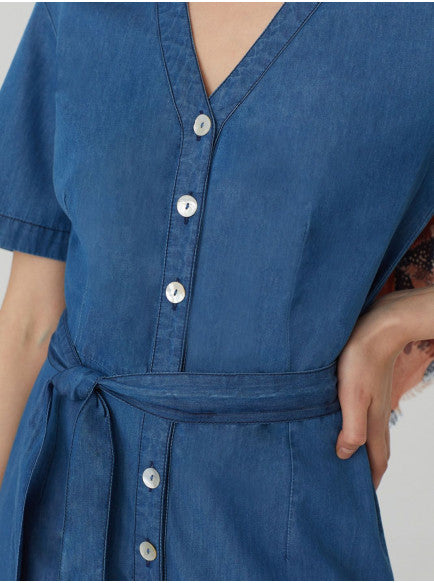 Nice Things - Denim Jumpsuit