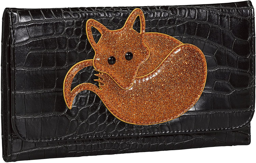 Tatty Devine Fox Jewellery Roll