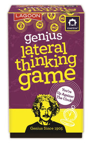 Lagoon Genius Lateral Thinking Game