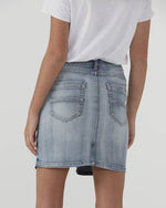 Jac + Mooki - Denim skirt