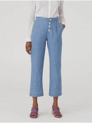 Nice Things - Loose Denim Pant