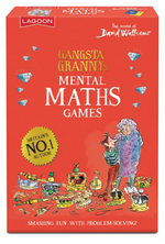 David Walliams Mental Maths Games