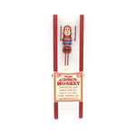 Wooden Acrobatic Monkey
