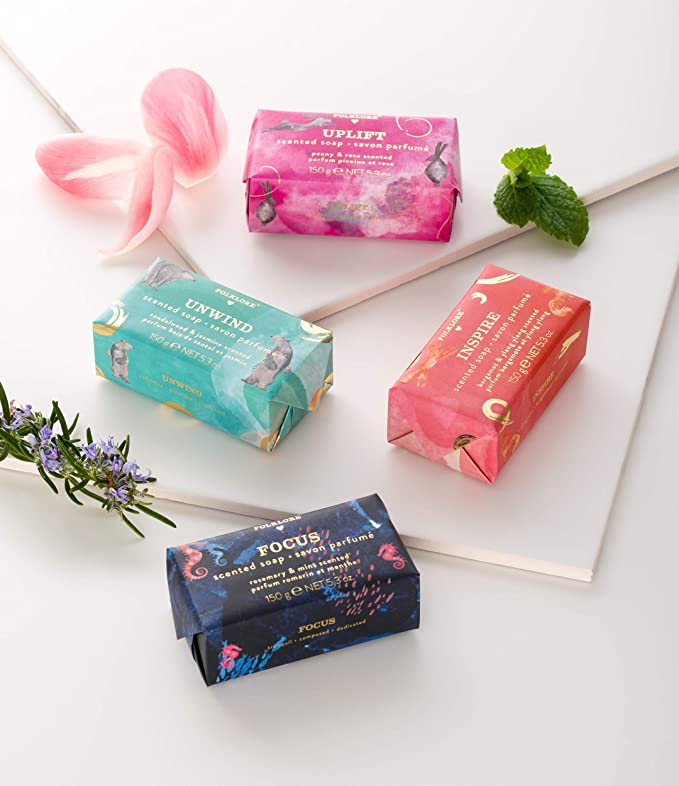Folklore - Soap Bar Range