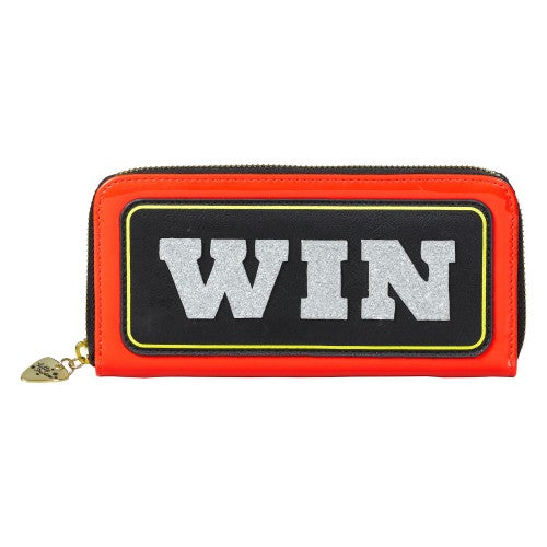 Tatty Devine - Win Zip Up Purse